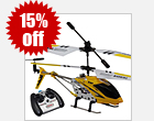 Syma S107 Gyro Metal Mini 3-Channels RC Helicopter RTF