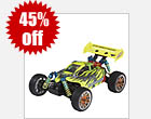 HSP 1:16 Trojan Pro RTR RC Off Road Buggy w/ Brushless Motor
