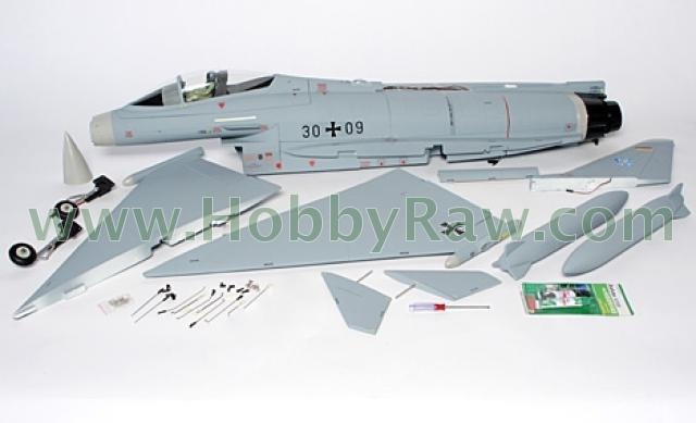 freewing eurofighter 360 vectored 90mm edf airframe kit. Black Bedroom Furniture Sets. Home Design Ideas