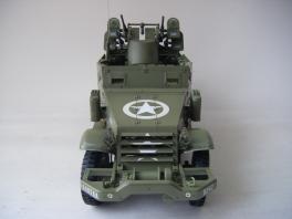 Trumpeter 1/16 R/C US M16 HALF-TRACK Gun Carriage F-Set