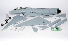 Freewing Eurofighter 360 Vectored 90mm EDF Airframe Kit