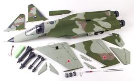 Freewing RC Su-34 Fullback Twin Vector Thrust ducted fan Jet