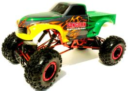 HSP 1/10 RC Elec 4WD 2011 Rock CRAWLER 2.4GHz Truck