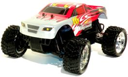 HSP 1/16 Kingliness Nitro Gas Powered 4WD Off-Road Buggy