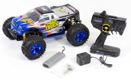 Heng Long 1/10 Mad Truck 4X4 Electric RC 540 Motor RTR