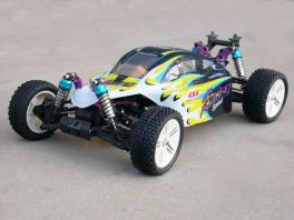 HengLong 1:10 RC Electric Stuck-up 4WD Racing Buggy RTR