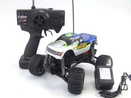 FMH 1/18 Mini Monster 4WD RTR ESC Electric RC Truck