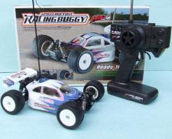 FMH 1/18 4WD ESC Electric RC Mini Truggy RTR