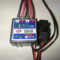 HengLong 1/10 ELECTRIC MAD TRUCK PART NUMBER 320A ESC