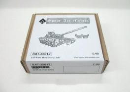 Spade Ace 1/35 Metal Track for Russia T-90 Tank #35012
