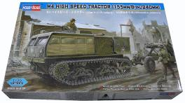 Hobby Boss 1/35 M4 High Speed Tractor NIB #82408