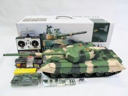 Heng Long 1/16 RC New China ZTZ 99 Main Battle Tank w/ S&S