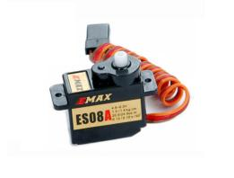 EMAX 9g ES08A ES08 High Sensitive Mini Servo SO022