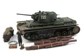 Forces of Valor FOV 1/32 Russian KV-1 Heavy Tank  #80056
