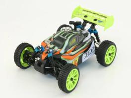 HSP 1/16 Meteor Nitro Gas Powered 4WD Off-Road Racing Buggy