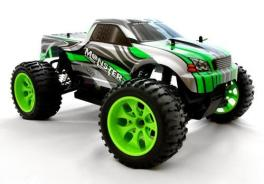 HSP 1/10 Scale Electric Powered Off Road Monster Truck #9411