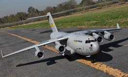 Tiansheng C-17 55mm EDF Jet RC Airplane Kit