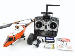 Walkera CB180Q Airwolf RC Helicopter 2.4G WK-2402 RTF