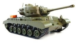 Heng Long 1:30 US M26 Pershing RC Tank w/ Lights & Sound RTR