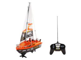 NIKKO 1/30 Sea Angel RC Sailing Boat With The True Ratio RTR