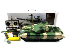 Heng Long 1/16 RC New China ZTZ 99A Main Battle Tank w/ S&S