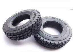 1/14 Rubber Tire for TAMIYA Tractor Truck All Terrian #15429