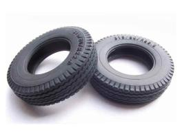 1/14 Rubber Tire for Tamiya Tractor Truck Medium Compound