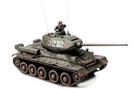 Forces Of Valor FOV 1/32 Russian T-34/85 Tank #80068