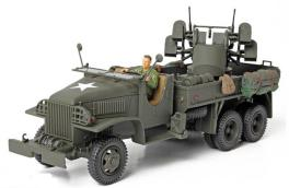 Forces of Valor US 2½ Ton Truck w/ 4 AA Machine Guns #80060