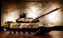 Heng Long 1/16 2.4Ghz Russian T90 RC Tank w/ S&S Metal Ver