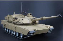 Heng Long 1/16 RC M1A2 Abrams BB Tank w/ S&S Metal Final Ver