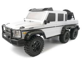 1/10 Scale Benz G63 6x6 Off Road Rock Crawler 6WD Truck RTR