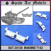 1/35 Workable Metal Track Link For US M60 Patton Tank #35138