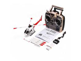 WLtoys V931 2.4G 6CH Brushless Lama Flybarless RC Helicopter