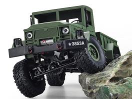 Heng Long 1/16 Off Road 4X4 U.S. RC M35A2 Military Truck