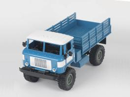 1/16 Off Road 4X4 Russian GAMAZ Truck Kit