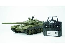 Heng Long 1/16 2.4Ghz Russian T72 BB Tank w/ S&S