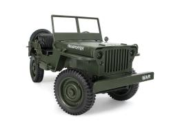 JJRC Q65 2.4G 1/10 US Willys RC Crawler Military Jeep